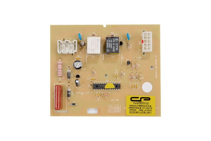 Placa Principal para Refrigerador BRM35