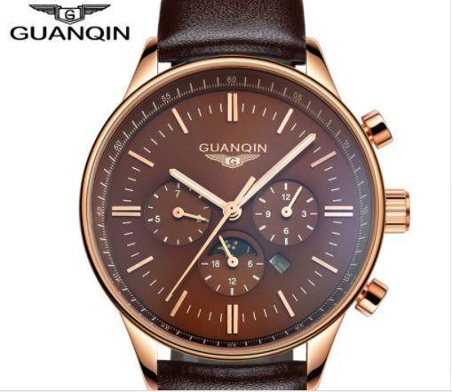 Relógio Masculino Guanqin GQ12003