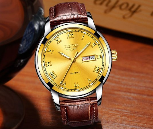 Relógio Masculino LIGE  9846L
