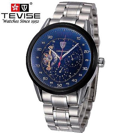 Relógio Automático Tevise 1000 Turbilhão