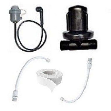 Kit instalação Para Lavatório de Cabeleireiro 110v ou 220v