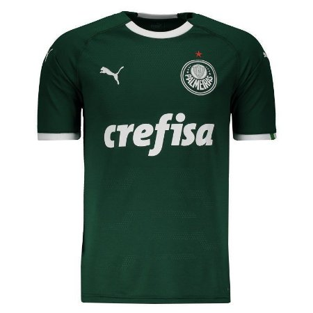 Camisa Puma Palmeiras 2019/2020 - torcedor