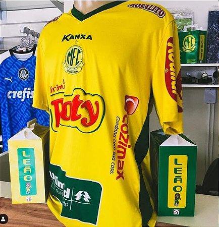 Camisa Kanxa Mirassol FC Amarela - 2020