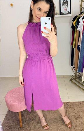 Vestido Midi Maria Alice