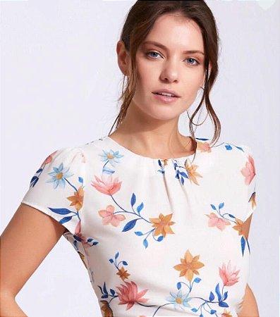 Blusa Print Floral