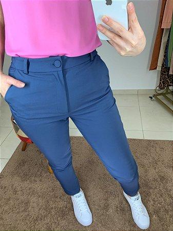 Calça Skinny Bolso Faca