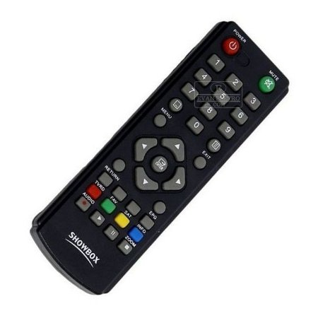 Controle Remoto Para Receptor Showbox Ultra HD