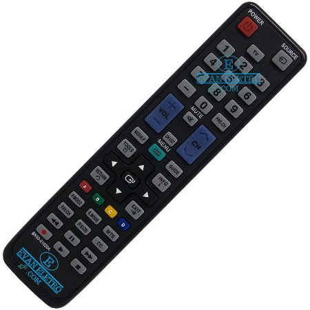 Controle Remoto TV LCD / LED Samsung BN59-01020A