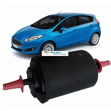 Filtro de combustível original Ford AM559155AB New Fiesta / Ecosport / focus /  ka