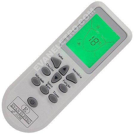 Controle Remoto Ar Condicionado Consul CB905AC / CBV09 / CBY09
