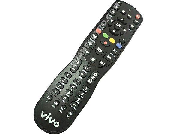 Controle Remoto Receptor Vivo HDTV ORIGINAL