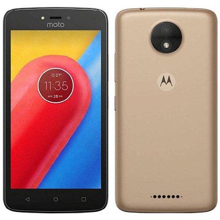 Celular Smartphone Motorola Moto C Quad 8gb