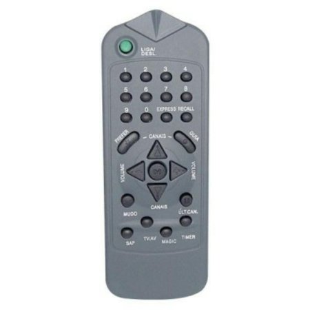 Controle Remoto Tv Philco Pcr93 / PCR93, PCR, 93,  / C0909