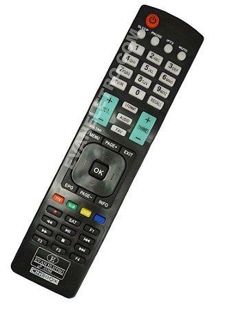Controle Remoto para Receptor Cinebox Optimo HD