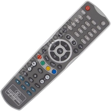 Controle Remoto para Receptor Newsat Smart HD