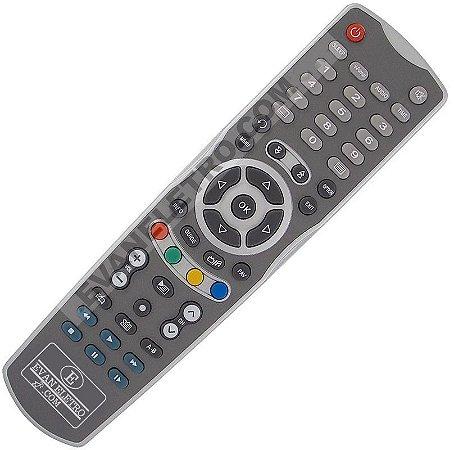Controle Remoto Receptor Newsat Tiger HD