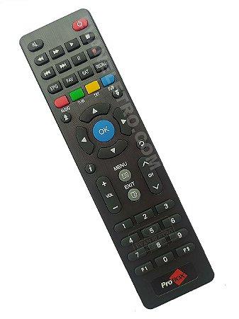 Controle Remoto Para Receptor Probox 380 HD