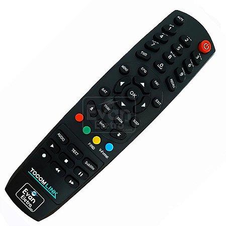 Controle Remoto Receptor para Tocomlink Cine HD 3