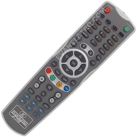 Controle Remoto Receptor Tocomsat Phoenix HD IPTV
