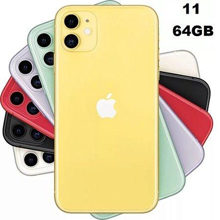 Iphone 11 64GB Original verde/ branco / lilas/ preto/ vermelho (4.050,00 via transferência bancaria)