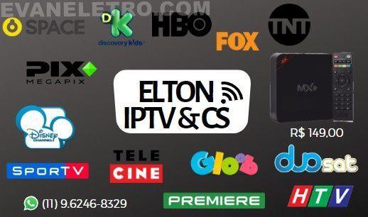 Servidor CS Claro HD - SKY HD -30 DIASR$25,00
