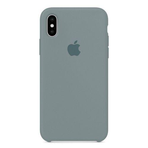 Capa Capinha Case iPhone Xs / Xs Max / Appe maça (Similar a original)