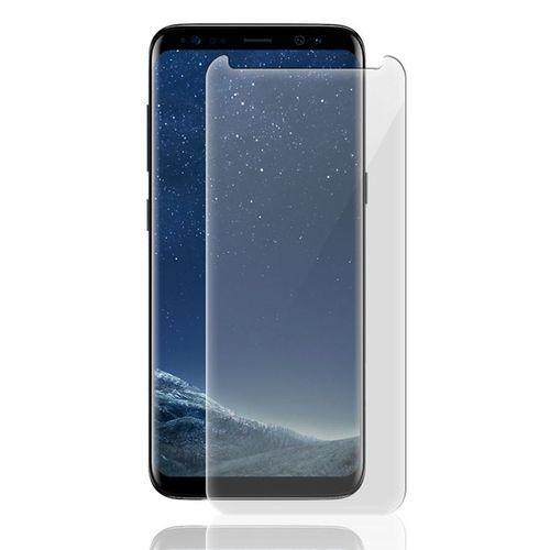 Película De Vidro Temperado Plana Samsung Galaxy S8 Plus Sm-g955fd Tela 6.2