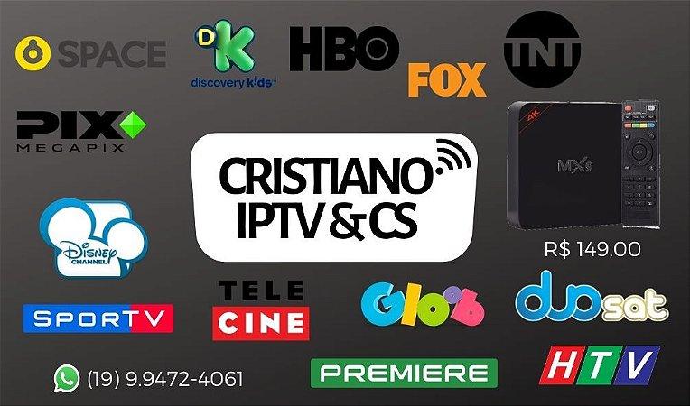 Servidor IPTV Todos Canais e Filmes -30 DIAS