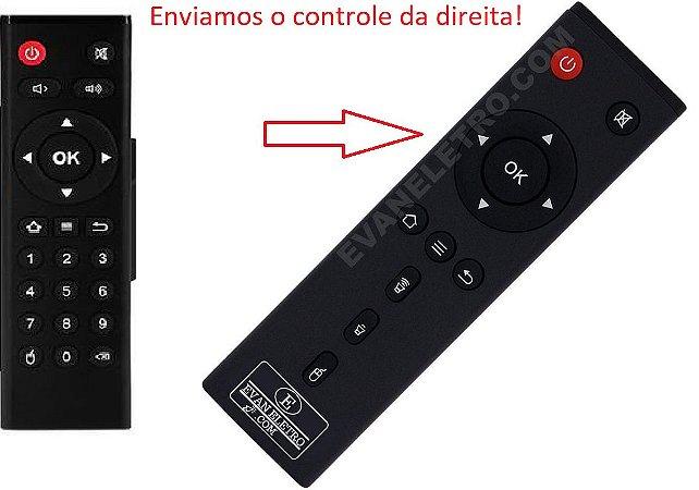 Controle Remoto Para Receptor Eai TV