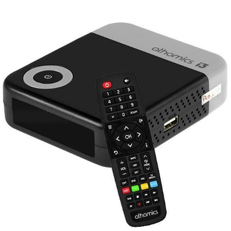 RECEPTOR ATHOMICS I3 WI-FI HDMI