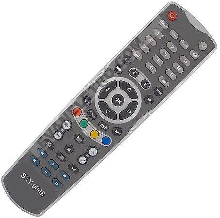 Controle Remoto para Receptor SKY-9048