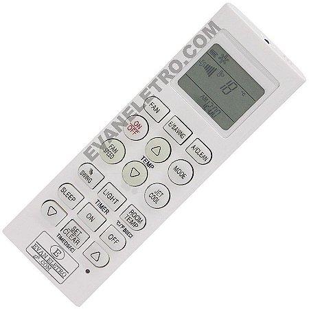 Controle Remoto Ar Condicionado LG AKB73315601 / AKB74955605 / AKB74955671