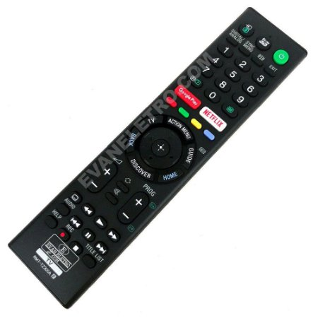 Controle Remoto Para TV LED SONY Bravia 3D GooglePlay NETFLIX / RMT-TZ300A