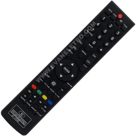 Controle Remoto TV LCD / LED H-Buster