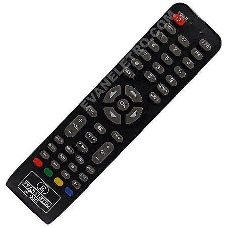 Controle Remoto TV LED H-Buster HBTV-29D07HD