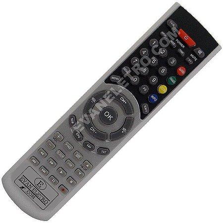 Controle Remoto Para Receptor Tocomsat Tocom COAX ZEUS HD