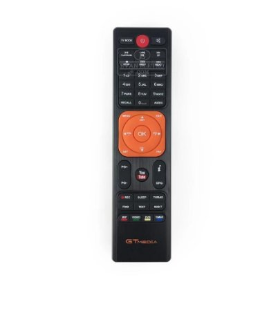 Controle Remoto para Receptor GTMEDIA V7 HD/ VS Plus /  V7S HD / 100% ORIGINAL
