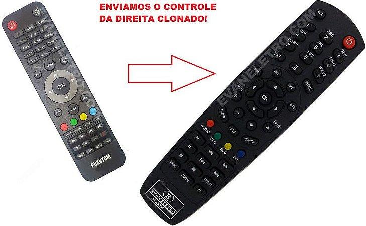 Controle Remoto para Phantom ULTRA3 NANO