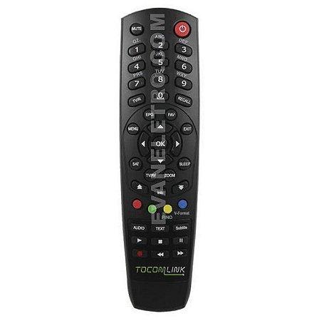 Controle Remoto Tocomsat  Solo SD / Solo HD / 100% Original