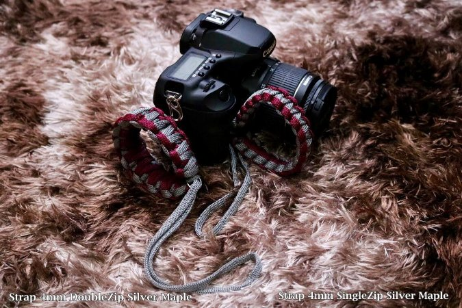 Strap 4mm MapleSilver