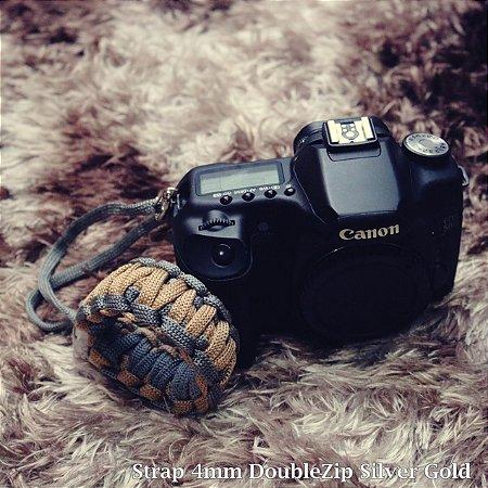 Strap 4mm GoldSilver