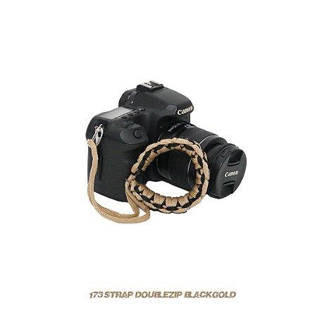 Strap 4mm BlackGold