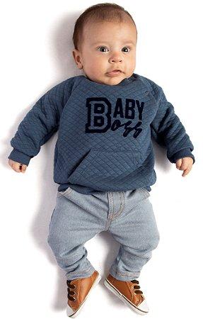 Conjunto Jeans TMX - Baby Boss
