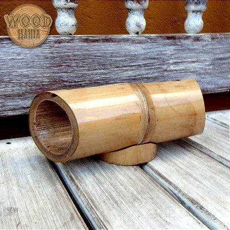 Caixa de som Bambu para Tablet