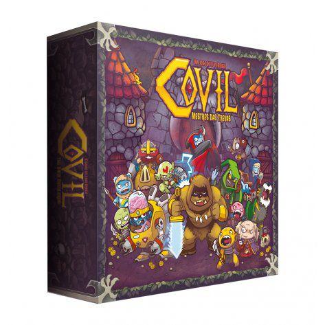 Covil: Mestres das Trevas