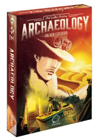 Archaeology – The New Expedition