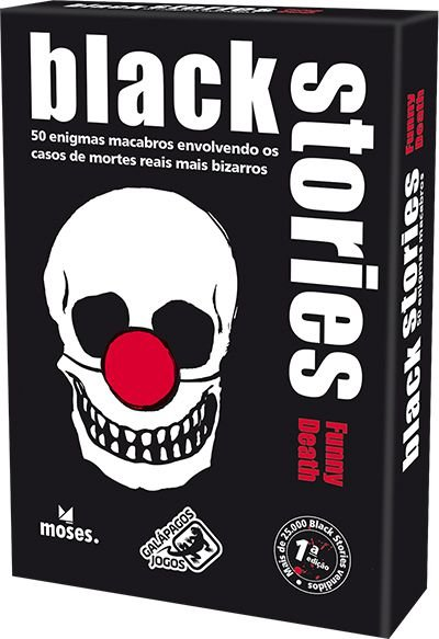 Black Stories: Funny Death – Em Português!