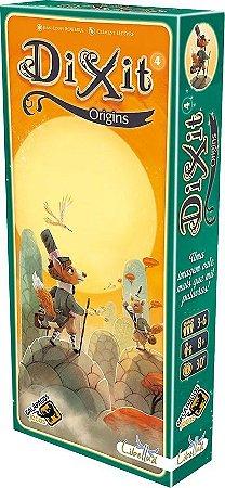 Dixit: Origins – Expansão de Dixit