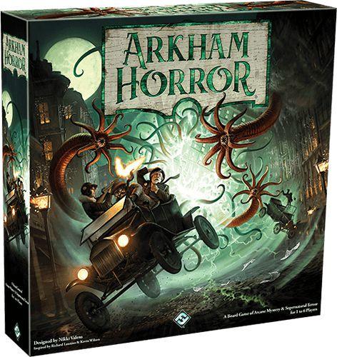 Arkham Horror Board Game (3ª edição)