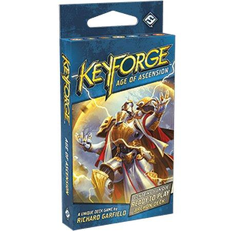 KeyForge: ERA DA ASCENSÃO – DECK ÚNICO em português PRÉ-VENDA